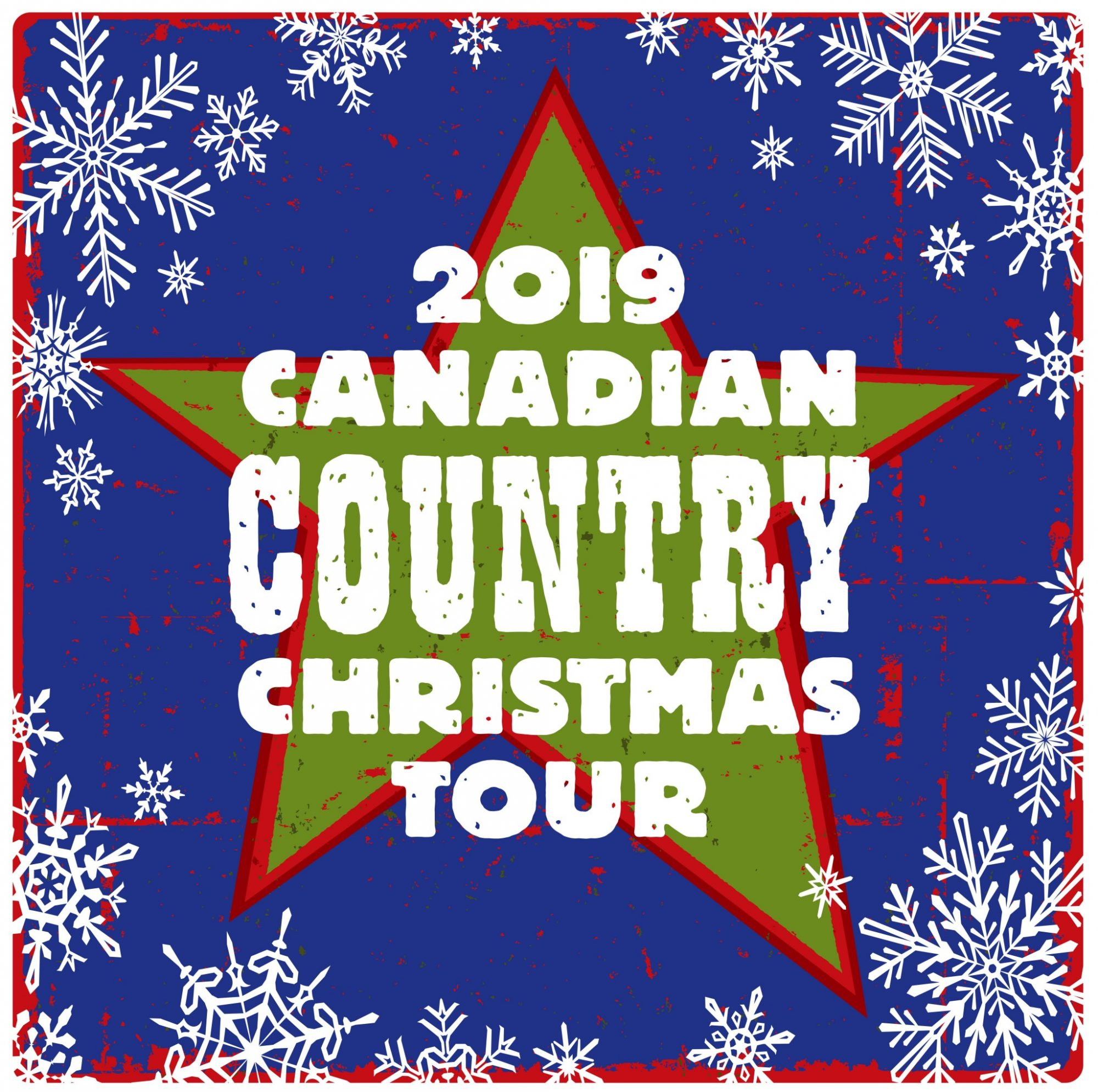 Canadian Country Christmas